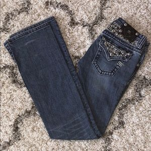 Miss Me bootcut Jeans 14